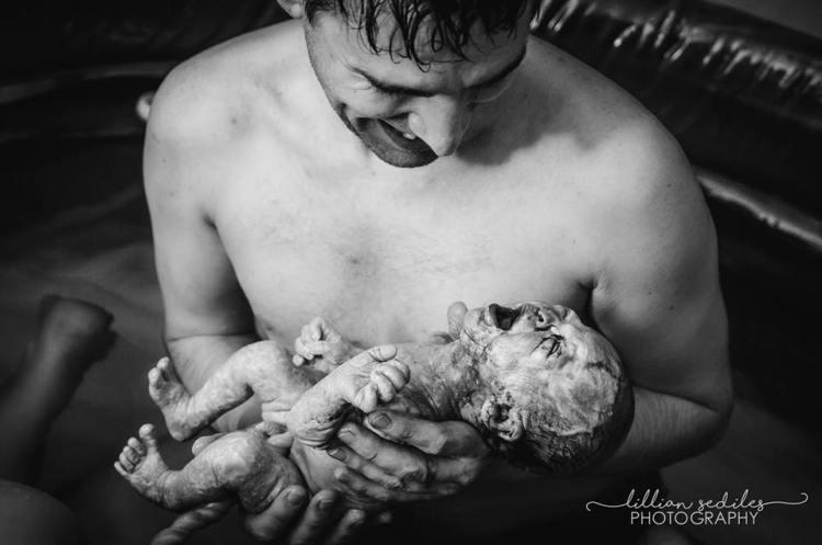 birth-santiago-bw